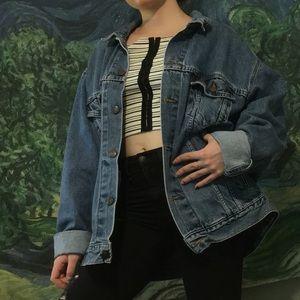 Oversized Vintage Levi's Jacket 90s